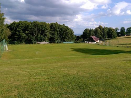 fotbalová plocha